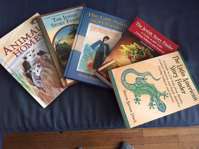 My books so far